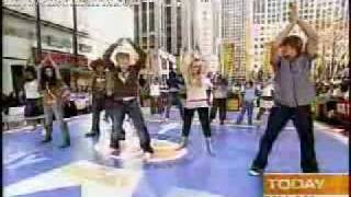 High School Musical Cast on The Today Show