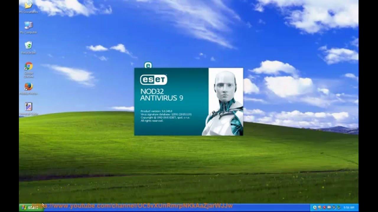 скачать nod32 бесплатно для windows xp