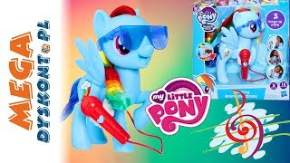 My Little Pony • Śpiewająca Rainbow Dash • E1975