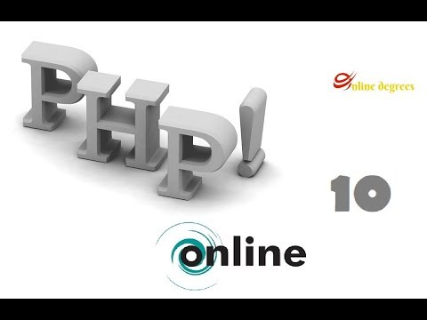 Online Degrees: PHP Online 10 ~ If statements, Else Statements, and Boolean Values