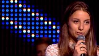 Михаела Маринова - The X Factor Bulgaria (09.10.2014)
