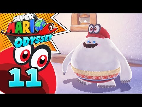 Super Mario Odyssey ITA [Parte 11 - Ibernia]