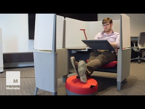 Brody: The chair designed for focus | Mashable