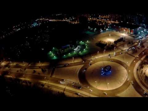 Ночной Волгодонск