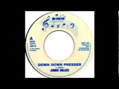 Down Down Presser + Dub - Junior Walker