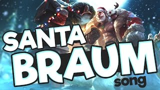 Repeat youtube video Instalok - Santa Braum (Drummer Boy PARODY)