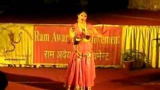 DANCE PERFORMANCE BY RAINA SONI - by Apsara Dance and Art Academy  - Anju Soni - 9425155218.mp4