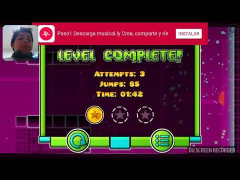 Mi primer game play editado