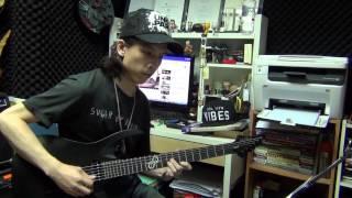 周杰倫- 聽見下雨的聲音 guitar cover by Eric Lo