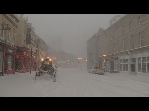 State Of Emergency Declared In St. John's