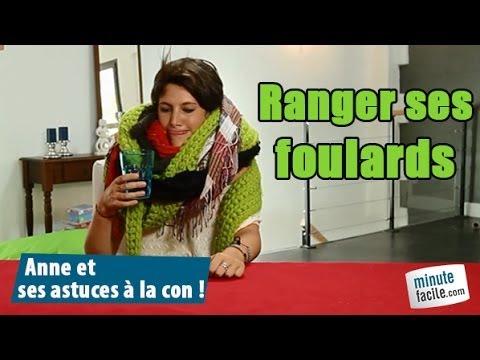 Anne Et L Astuce Des Foulards Youtube