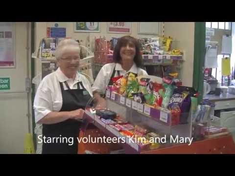 Royal Voluntary Service Bassetlaw Hospital trolley service