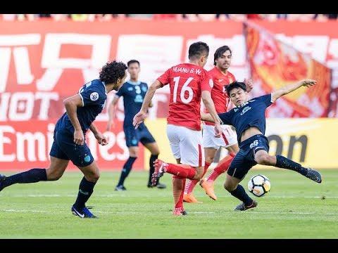 Guangzhou Evergrande 1-1 Buriram United (AFC Champions League 2018: Group Stage)