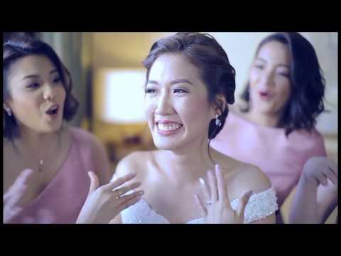 FULL WEDDING VIDEO (Manila Cathedral)