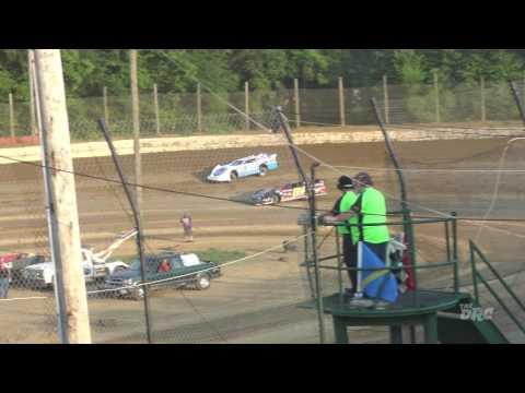 Moler Raceway Park   6.10.16   Late Models   Heat 1