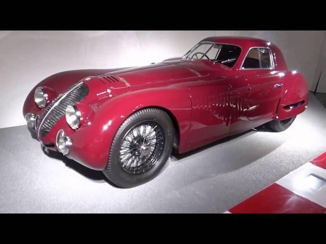 Alfa Romeo 8c 2900 B Speciale Le Mans - 1938