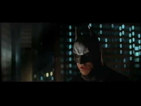 Batman Begins Ending   Joker Laugh