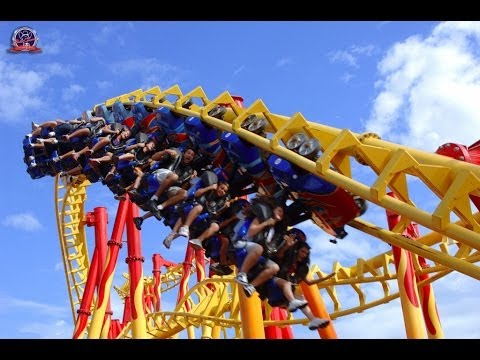 Beto Carrero World - FireWhip (2014)
