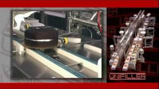 Unifiller - Automated Cake Icing Equipment