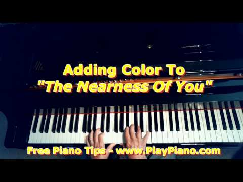 How To Play The Piano: Piano Chord Progressions in