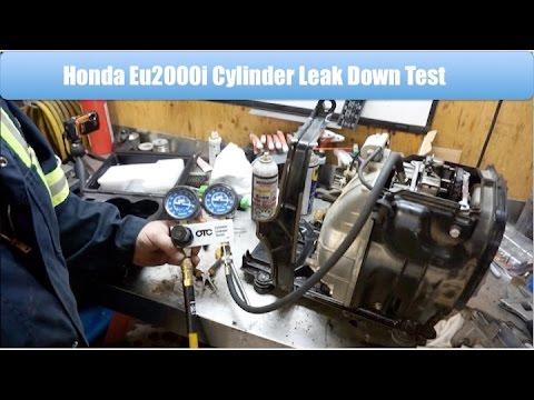 Honda Eu2000i Cylinder Leakdown Test
