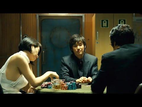 美女賭場故意岔開腿,男子以為自己佔了便宜,最後輸得血本無歸!萬字解析,帶你看懂韓國高分犯罪片《老千》出師篇(上集)