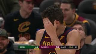 Milwaukee Bucks vs Cleveland Cavaliers   March 20, 2019