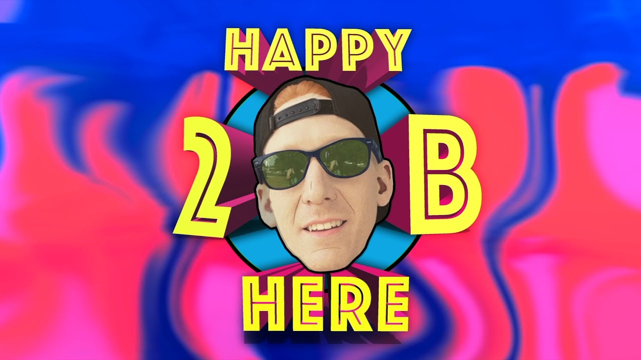 Happy 2 B Here Episode 47 - Squadcast X: I think Chris is watching porn down there