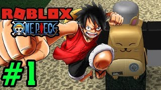 Eat Gomu Gomu Nomi demons and use armed Haki | Roblox Steve's One Piece #1 | Top PC Game