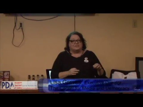 !20151203 PDA Arizona East Valley Lisa Graves ALEC