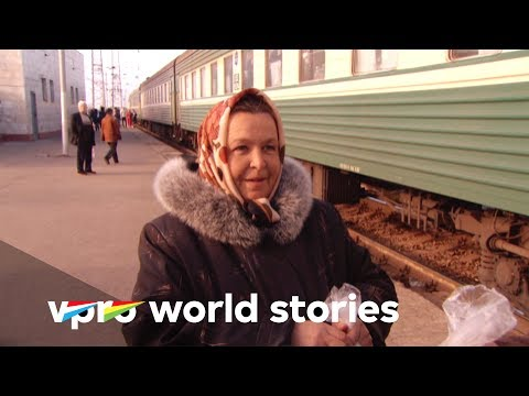 Train travel in Russia - From Moscow to Magadan