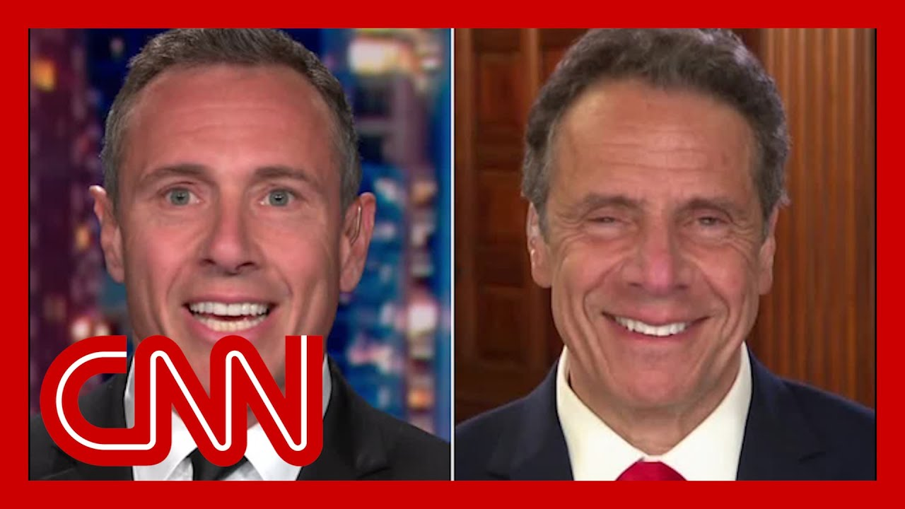 Oh, So Now Chris Cuomo Can't Cover His Brother for CNN