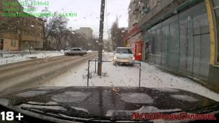 Аварии на видеорегистратор 2014 (02) / Сar crash compilation 2014 (02)