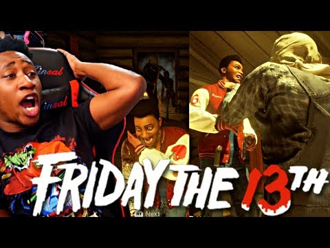 FRIDAY THE 13TH WITH JUICEMAN AND KIA AMIRE!