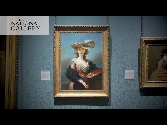 Elisabeth Vigée Le Brun: Painting royalty, fleeing revolution | National Gallery