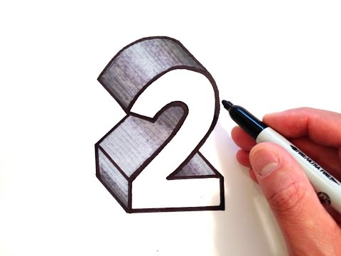 Use Number 2 Draw A Duck Simple Easy Listen Mp3 Download