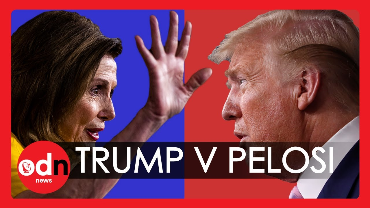 Donald Trump Vs Nancy Pelosi: The Most Epic Clashes of All Time
