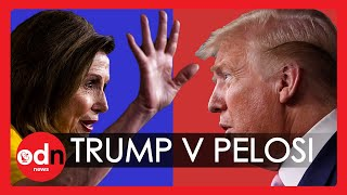 Download lagu Donald Trump Vs Nancy Pelosi: The Most Epic Clashes of All Time