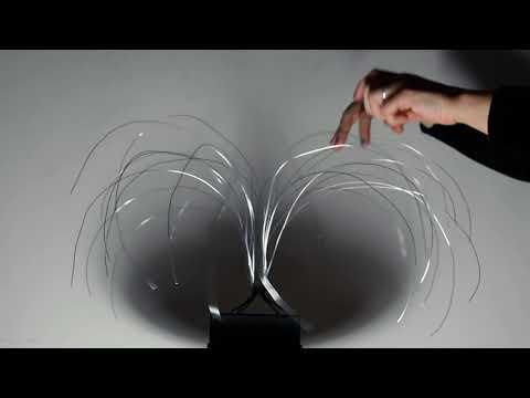 sonic-creature:-melodic-harp-circuit-sculpture