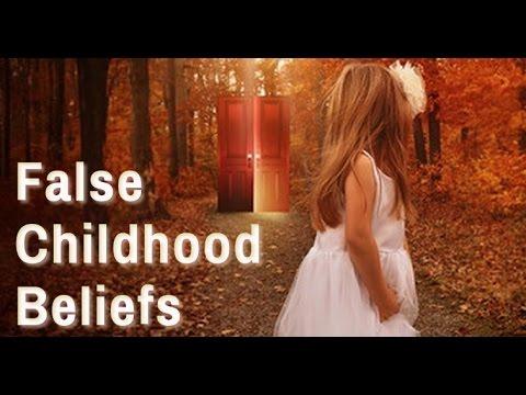 False Childhood Beliefs