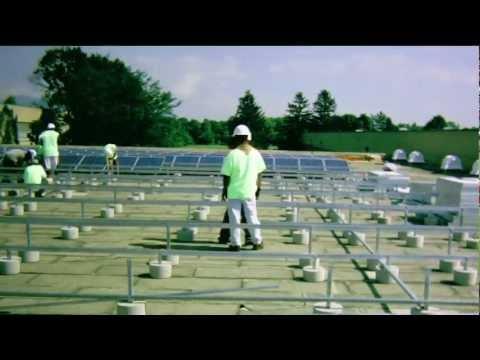 TechCity Installs Rooftop Solar