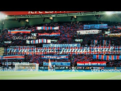 PSG ULTRAS - BEST MOMENTS