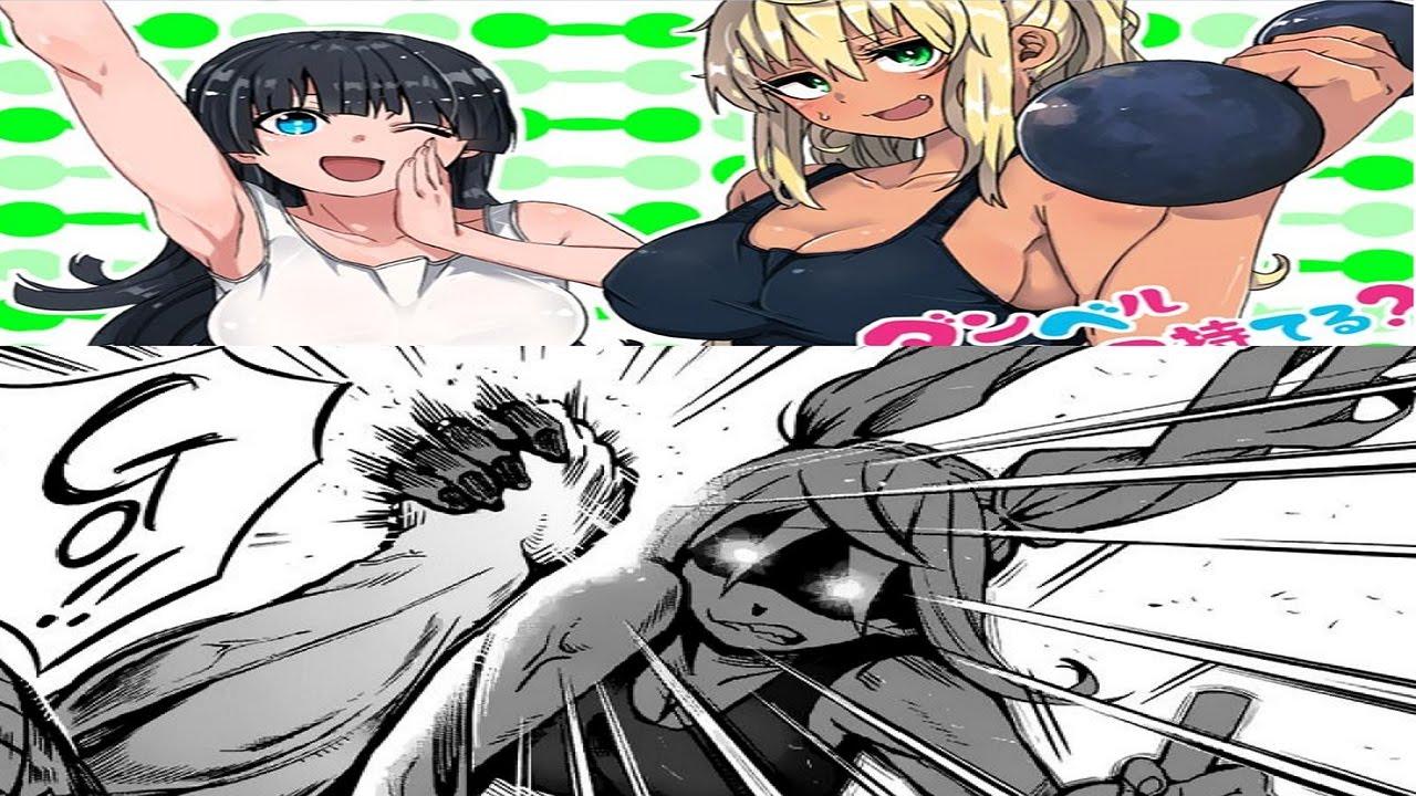 This Manga will make you TRAIN MORE than Dragon Ball Z