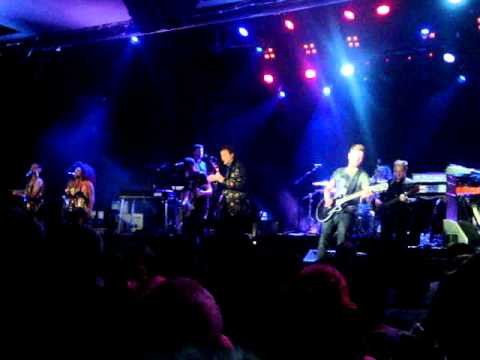 Bryan Ferry -Love Is The Drug + Virginia Plain, Live 3-Jul-2014, La Riviera, Madrid (Spain)