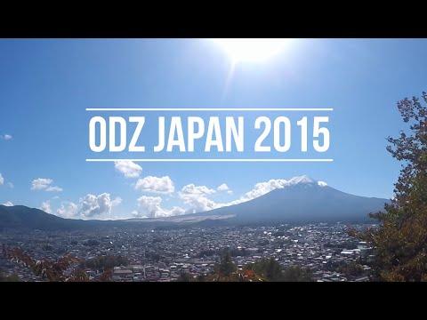 ODZ Japan 2015 Aftermovie