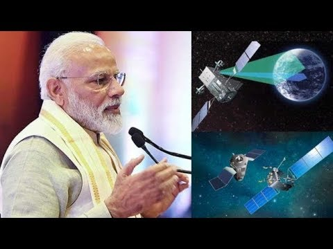 PM Narendra Modi's message to Nation, India Became World's 4th Biggest Space Power, Mission Shakti