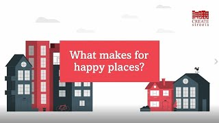 What makes for happy places? (short)