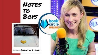 Pamela Ribon Shares the Embarrassing Stories and Letters She Wrote Growing Up on Book Circ