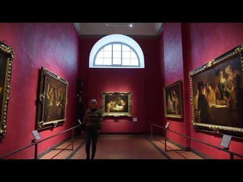 New Caravaggio and 17th-century rooms at the Uffizi