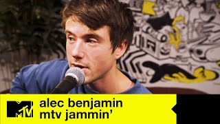 "Alec Benjamin performs ""If We Have Each Other"" (MTV Jammin')"